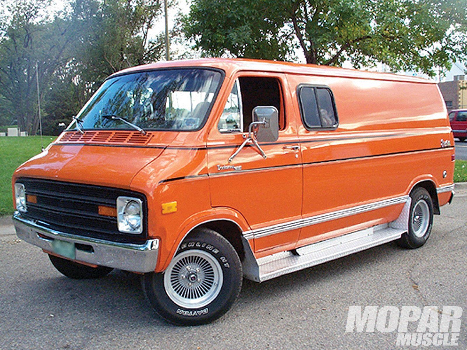 Our Pick Of The 10 Best Cheap Mopars And Why We Chose Em Mopar Muscle Magazine Custom Vans Van Cool Vans