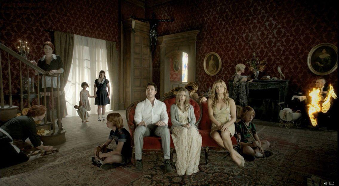 Ahs S1 American Horror American Horror Story Seasons American