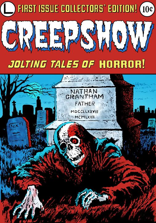 Image result for creepshow graphic novel