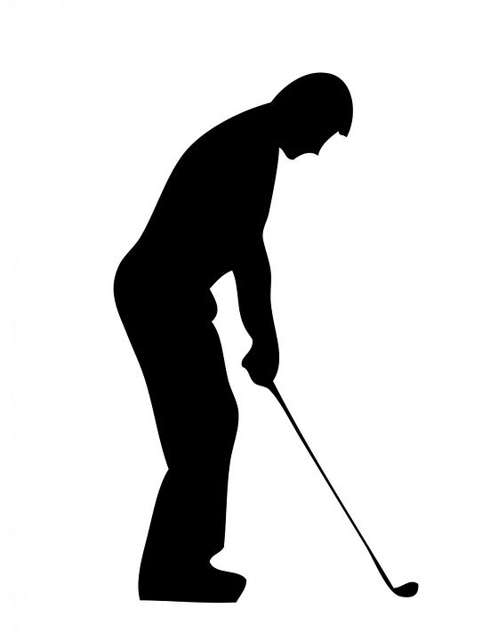 Free Image On Pixabay Golf Golfer Golf Player Golfing Cricut
