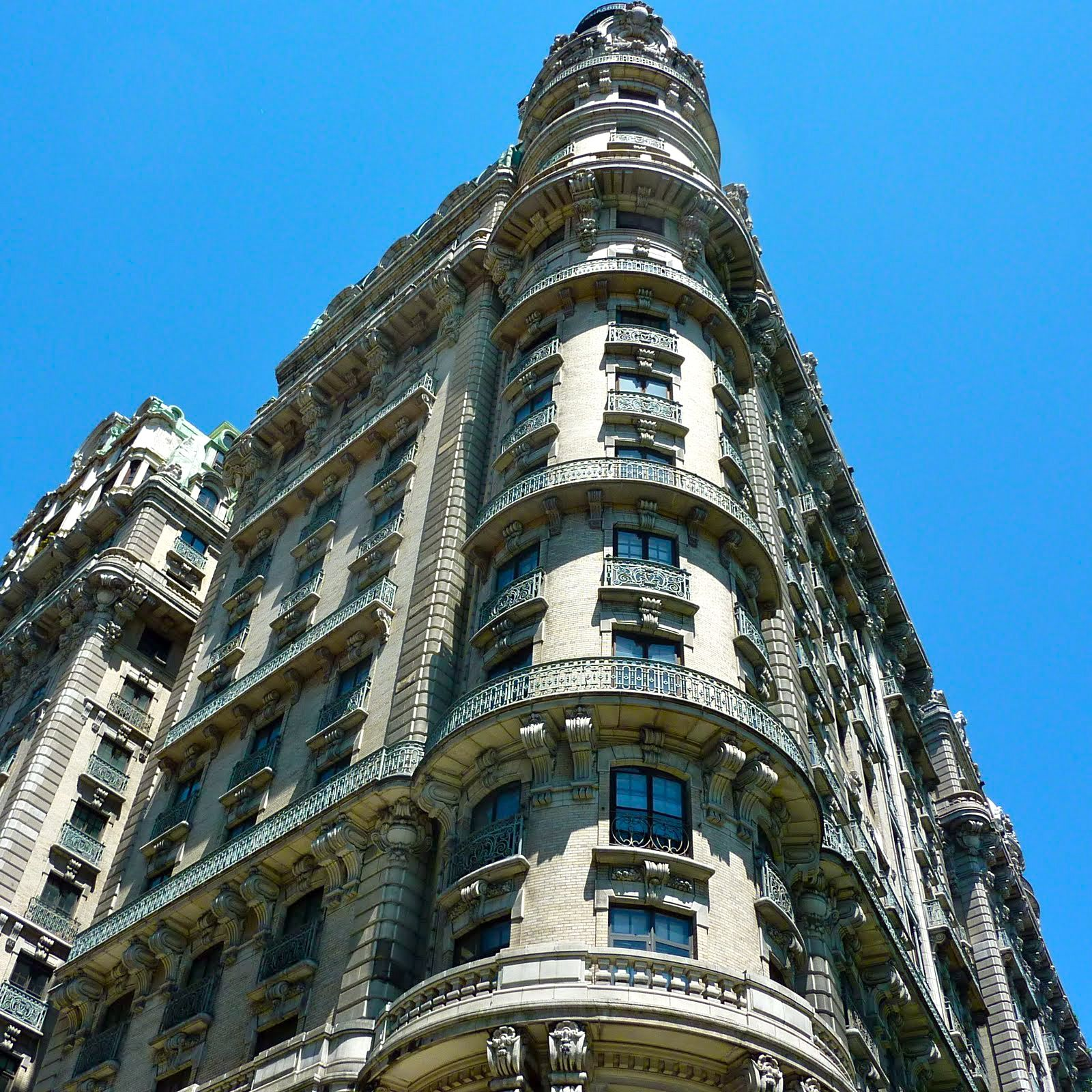 2109 broadway the ansonia beaux arts nyc