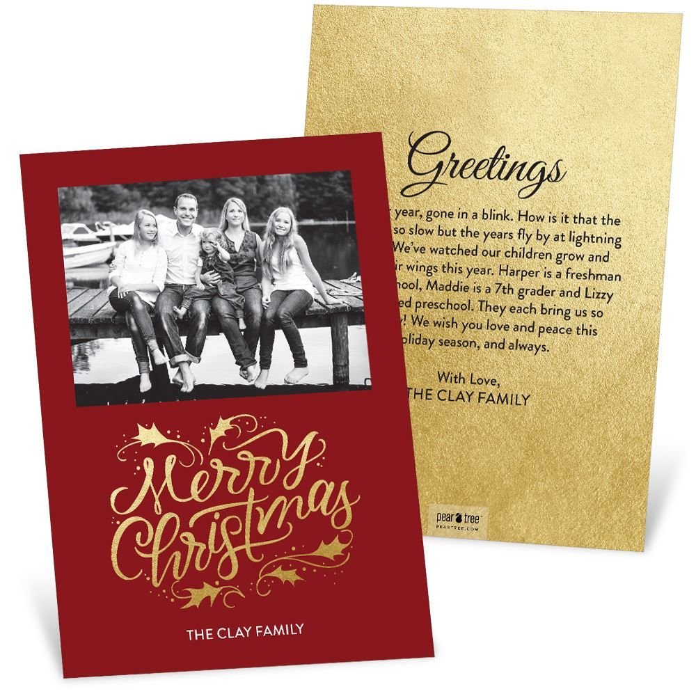 Dazzle And Glow Christmas Card Christmas Cards And Holiday Inspo