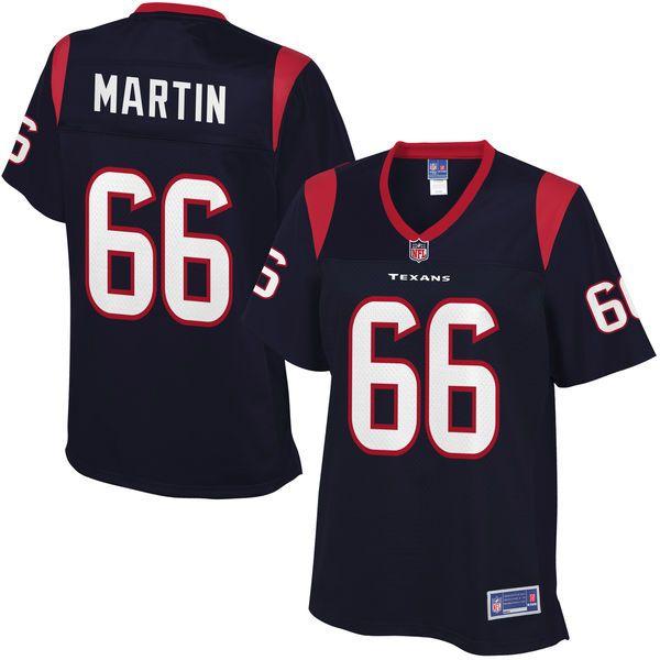 Nick Martin Houston Texans NFL Pro Line Women s Player Jersey - Navy -   99.99 2ff527d4865