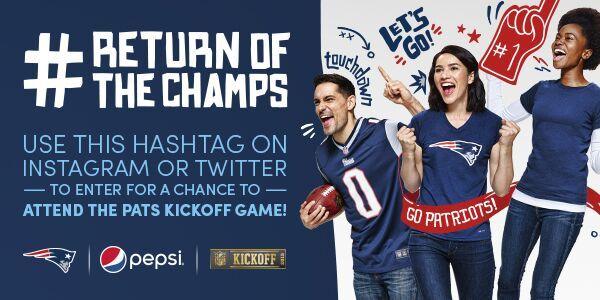 Win Pepsi Unreal NFL Experiences Patriots Fans! | New England Sports