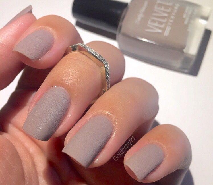 Matte Grey Square Acrylic Nails Remove Acrylic Nails Short Square Acrylic Nails