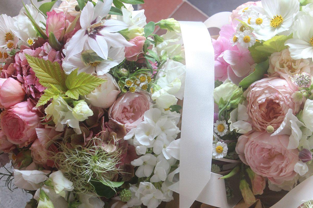 British grown flowers in pastel colours bride and bridesmaids british grown flowers in pastel colours bride and bridesmaids bouquets flowers by common izmirmasajfo