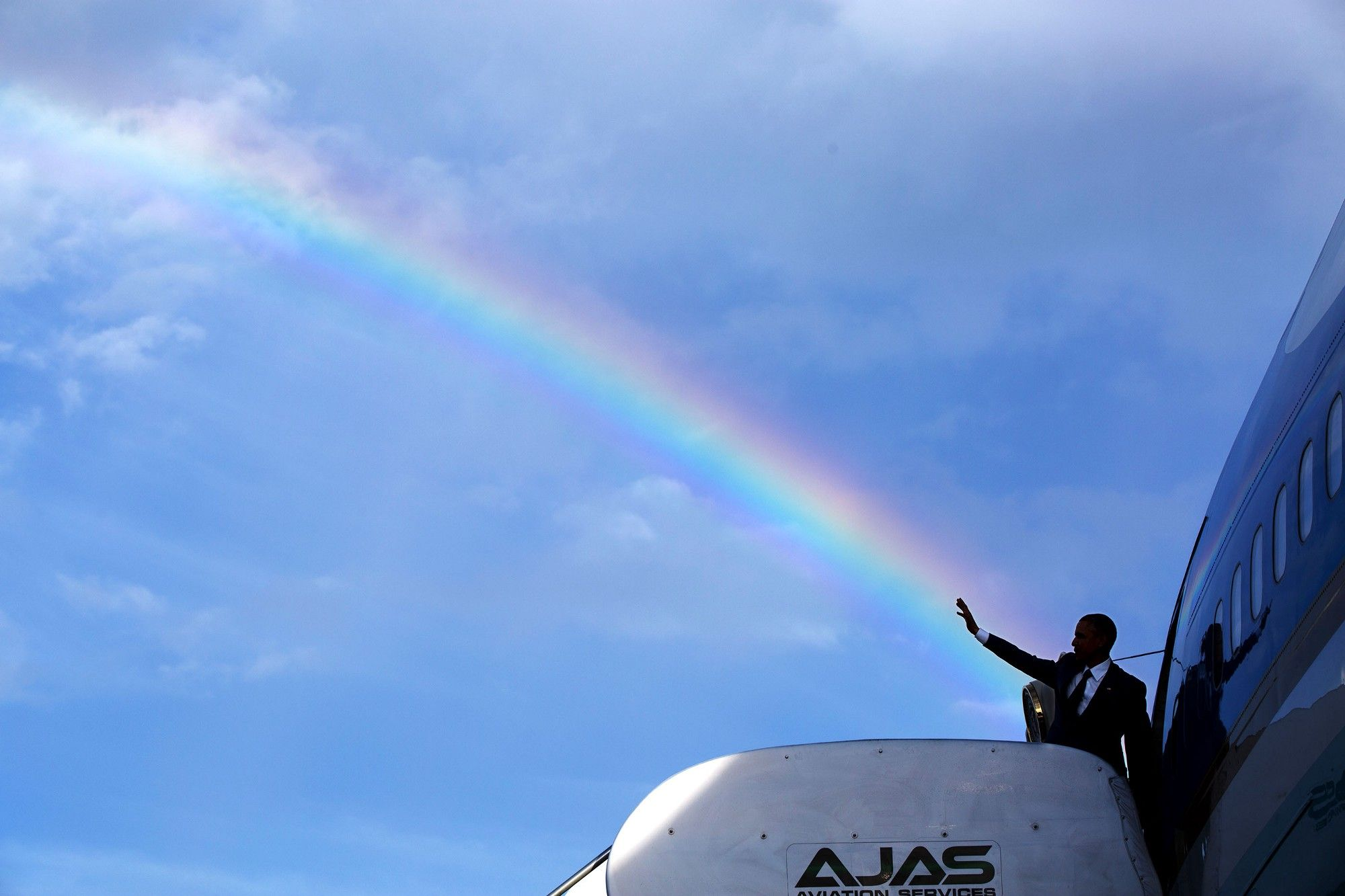 Detrás de la cámara: 2015 Año de Fotografías - La Casa Blanca - Medium