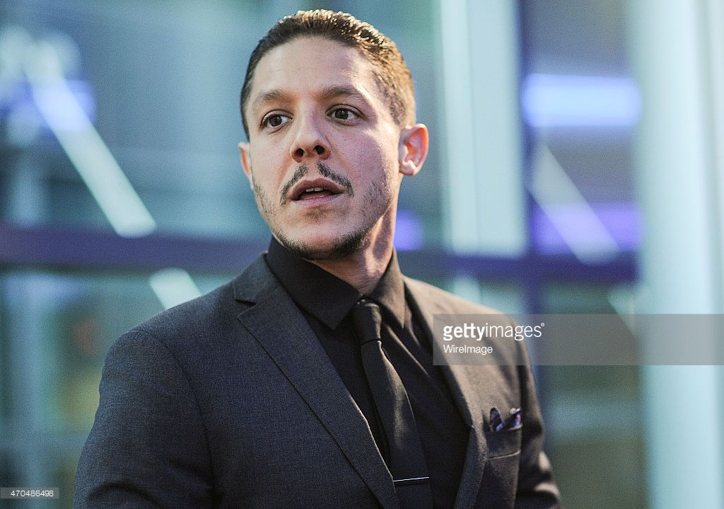 Actor Theo Rossi attends the 2015 Tribeca Film Festival - 'Bad Hurt' premiere at Regal Battery Park 11 on April 20, 2015 in New York City.
