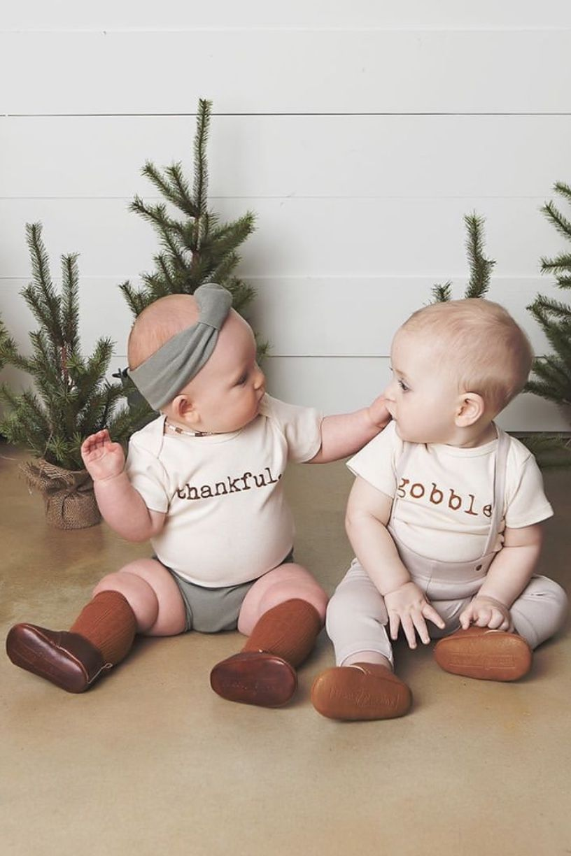 Tenth Pine Tenthandpine Com Organic Baby Clothes Made In Usa In 2020 6 Month Baby Picture Ideas Cute Baby Twins Boy Girl Twin Outfits