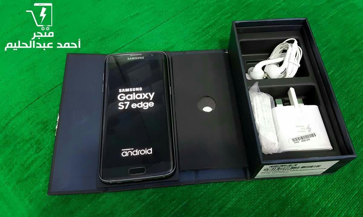 الان بمتجر احمد عبدالحليم Samsung S7 Edge 157 G Exynos 8890 Octa Quad Core 2 3 Ghz Quad Core 1 6 Ghz 32 Gb Ma Samsun Galaxy Galaxy S7 Galaxy
