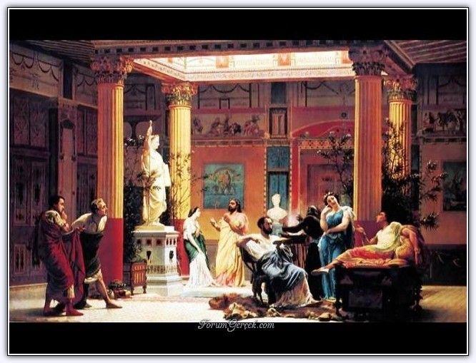 Gustave Boulanger (1824 - 1888) | Fransız Ressam - Forum Gerçek