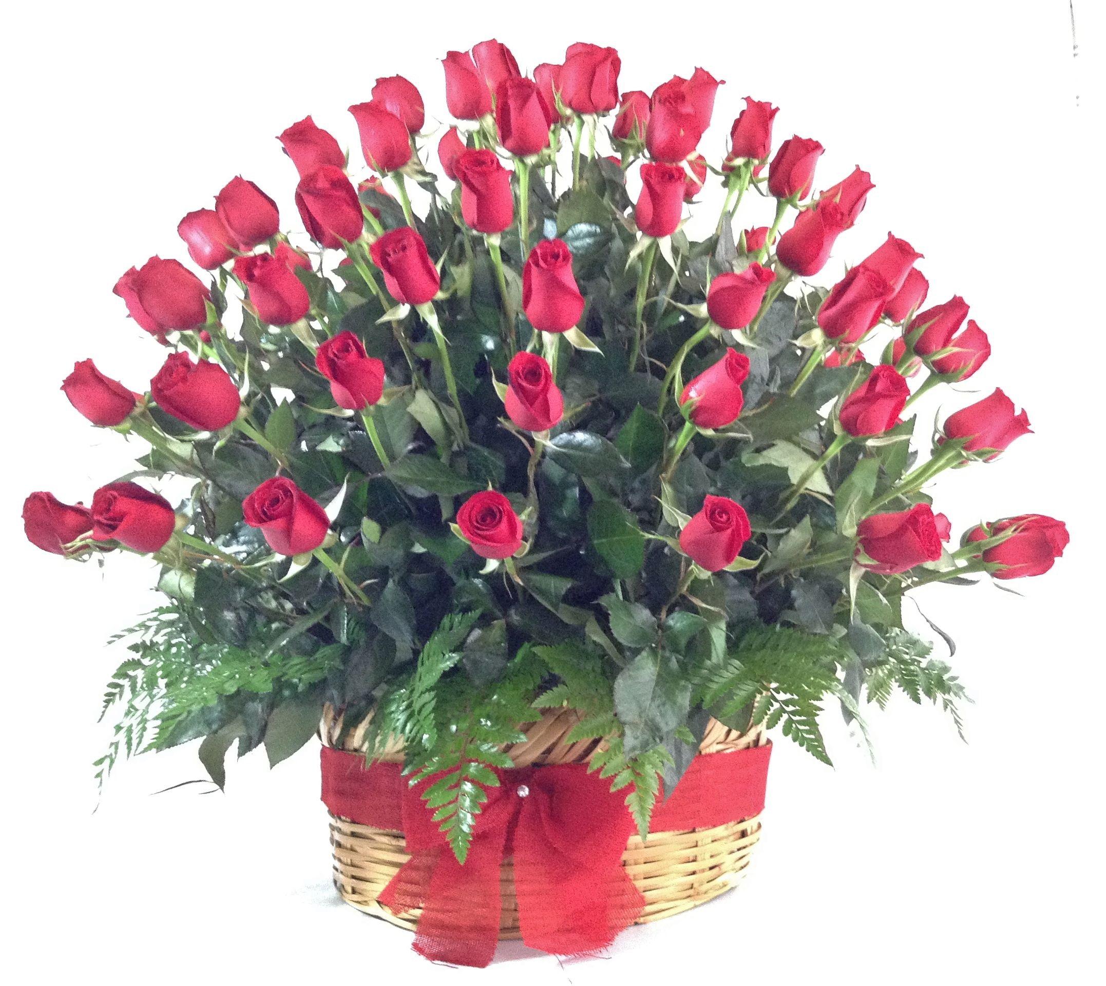 100 Rosas Para Alguien Muy Especial Flores Impresas Flores