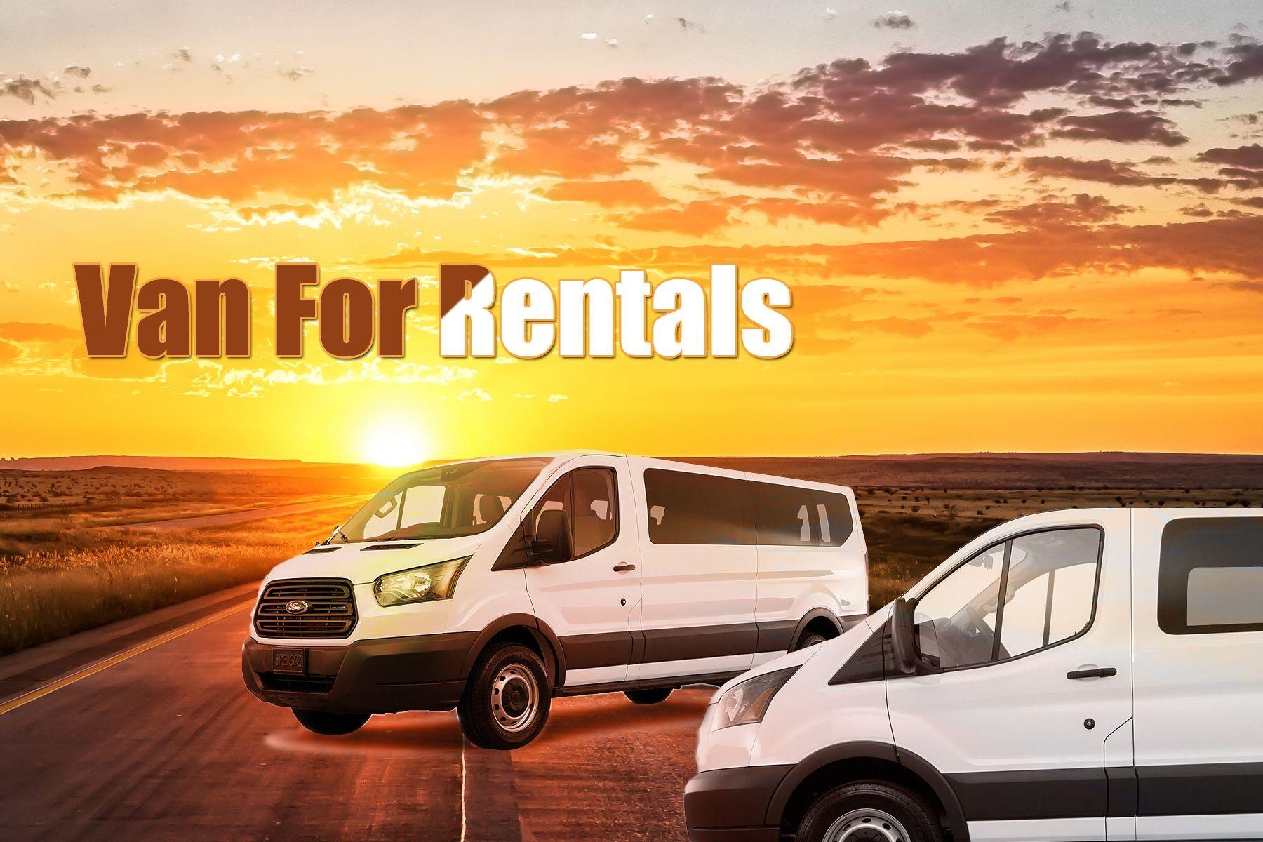 Best Van Rental Service Van Car Rental Cool Vans