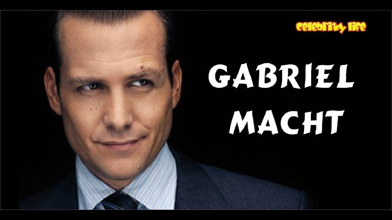 Gabriel Macht (Harvey Specter of Suits) Biography, Net ...