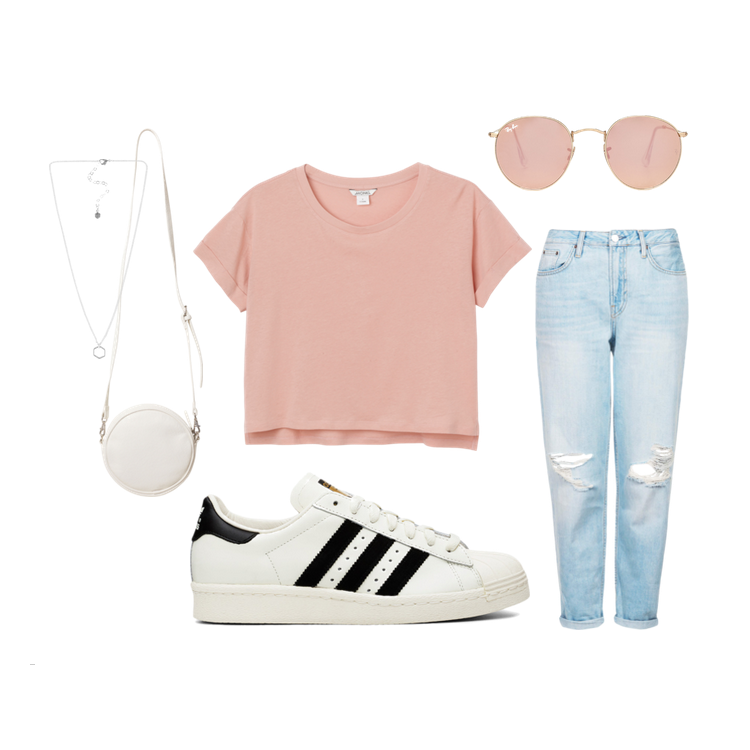 ???????: ADIDAS SUPERSTAR X CASUAL OUTFITS
