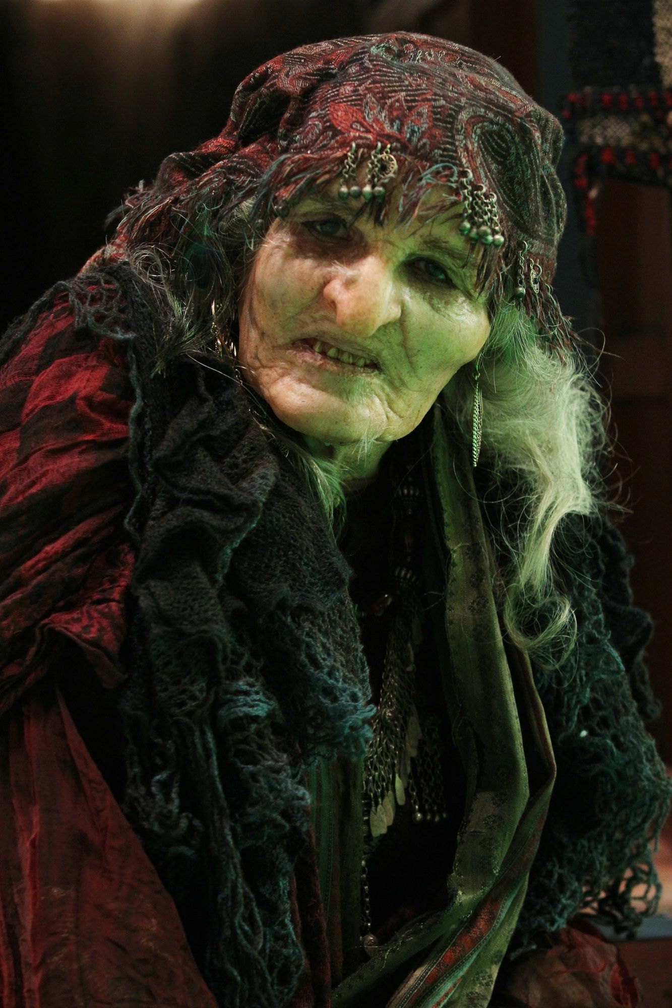Old hag | Once Upon a Time - A sprinkle of fairy dust... | Pinterest