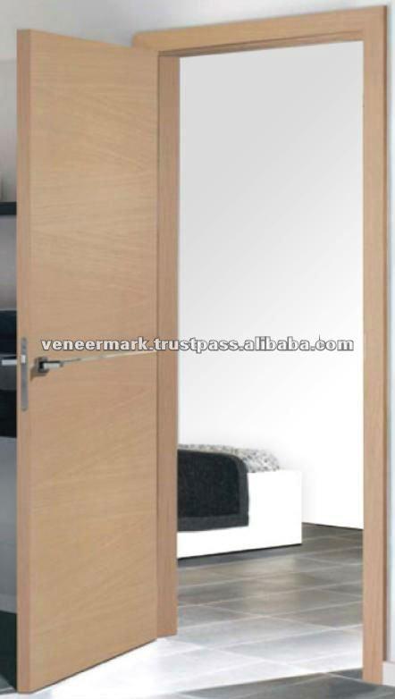 Veneer Door In Solid Core