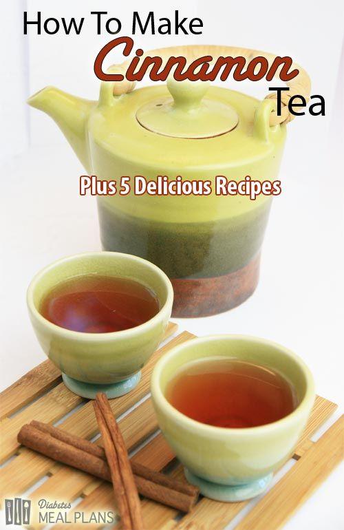 How To Make Cinnamon Tea Plus 5 Delicious Recipes Tea Recipes Cinnamon Tea Alternative Meals