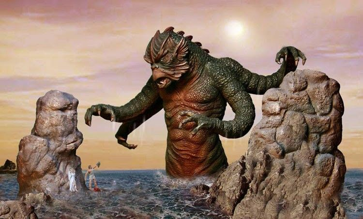 Pin by Christienna on Kraken | Kraken, Clash of the titans, Classic monsters