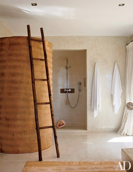 Stunning Showers from the Pages of AD Photos | Architectural Digest