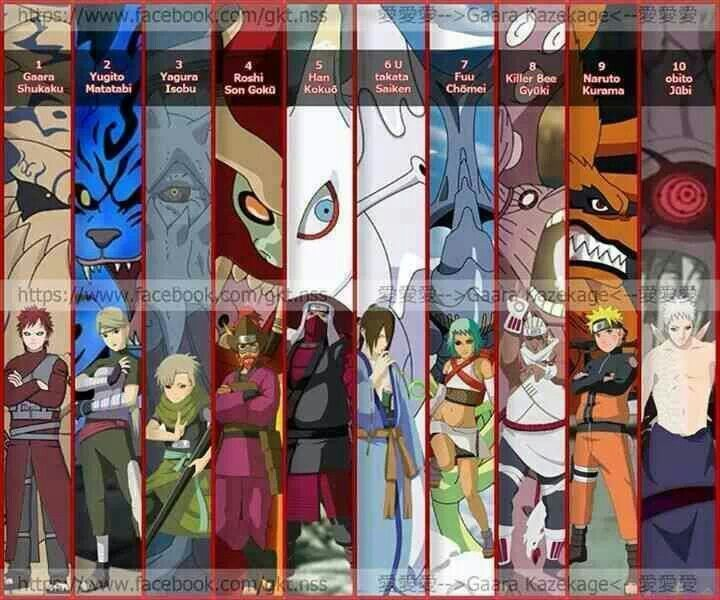 Tailed Beasts Wallpapers: ♥I Want It To Be My Wallpaper