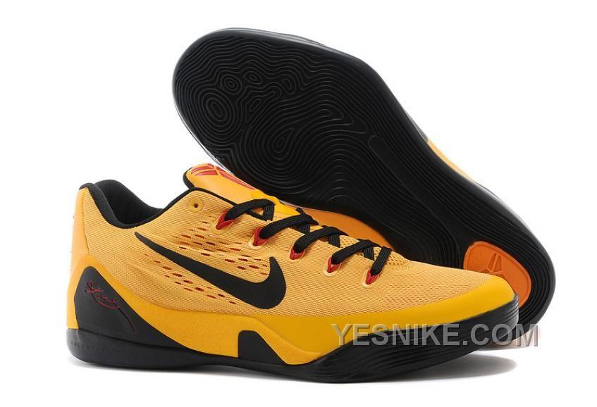 Nike Kobe 9 EM Unleashed Mens Basketball Shoes