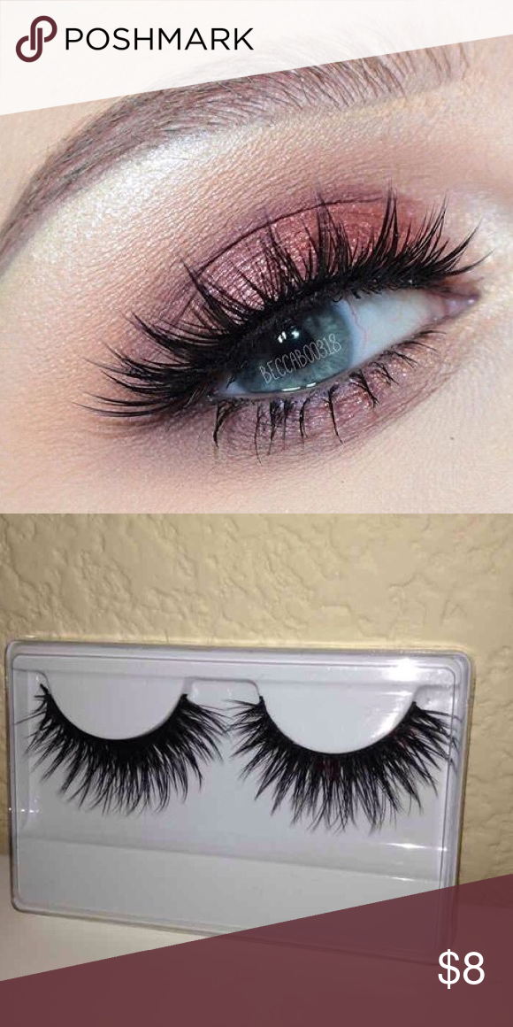 2b82c71d5de Mink eyelashes •Brand new mink lashes •Blend in with natural eyelashes  •100% mink •You will receive 1 pair ****Get 2 for $13 MAC Cosmetics Makeup  False ...