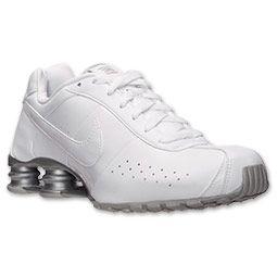 meet 824a0 8961e Men s Nike Shox Classic II SI Running Shoes   Finish Line   White Grey