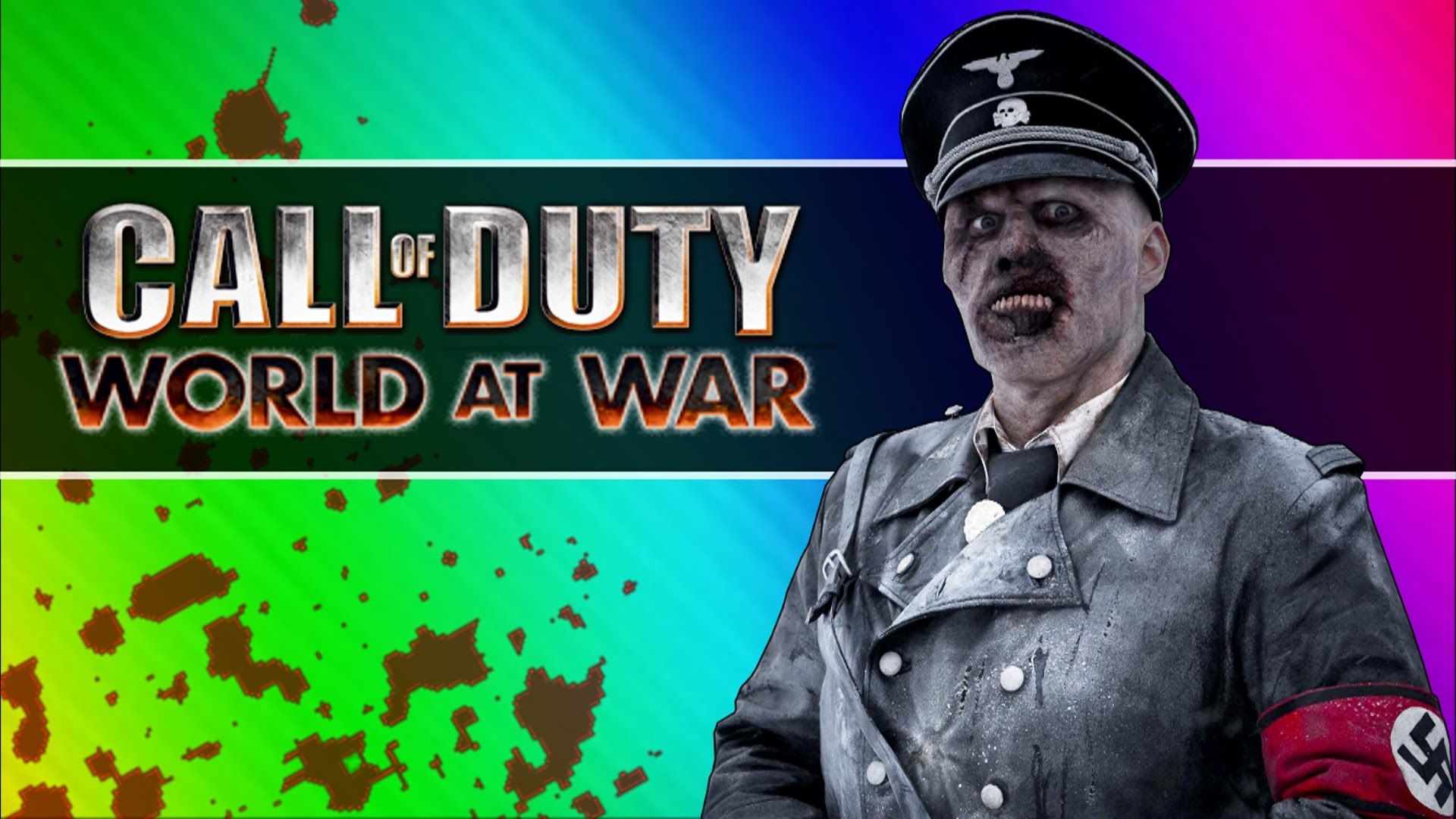 Back to the Future Zombies! (Call of Duty WaW Zombies Custom Maps ...