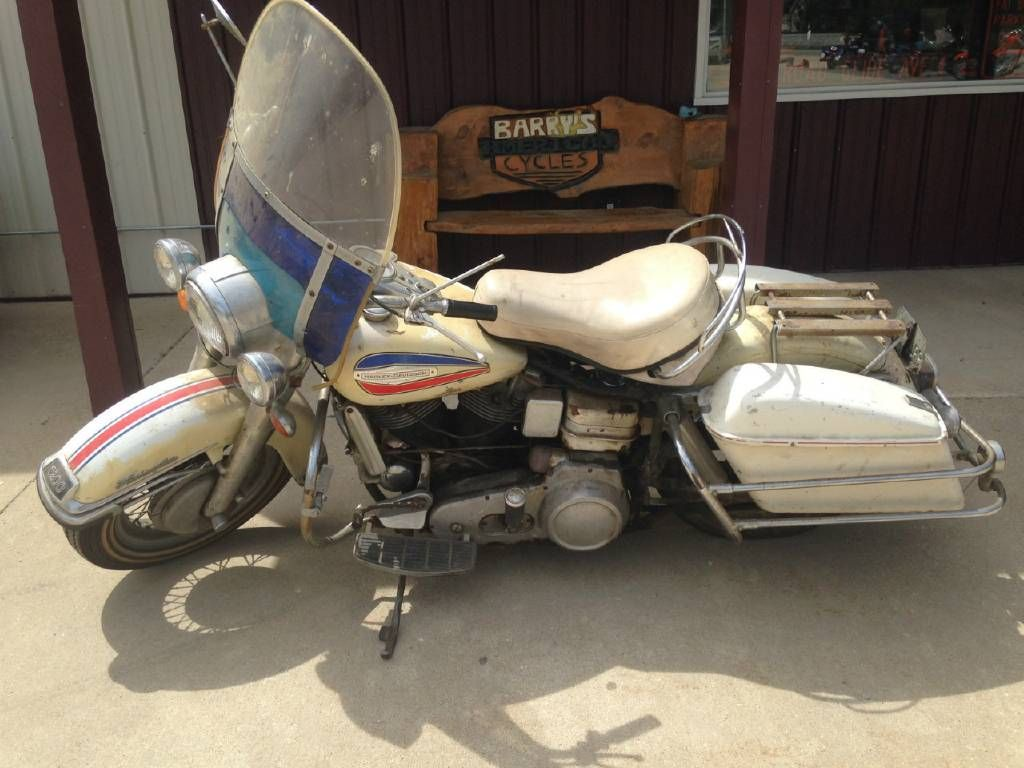 hight resolution of 1966 harley davidson flh electraglide decatur il cycletrader com