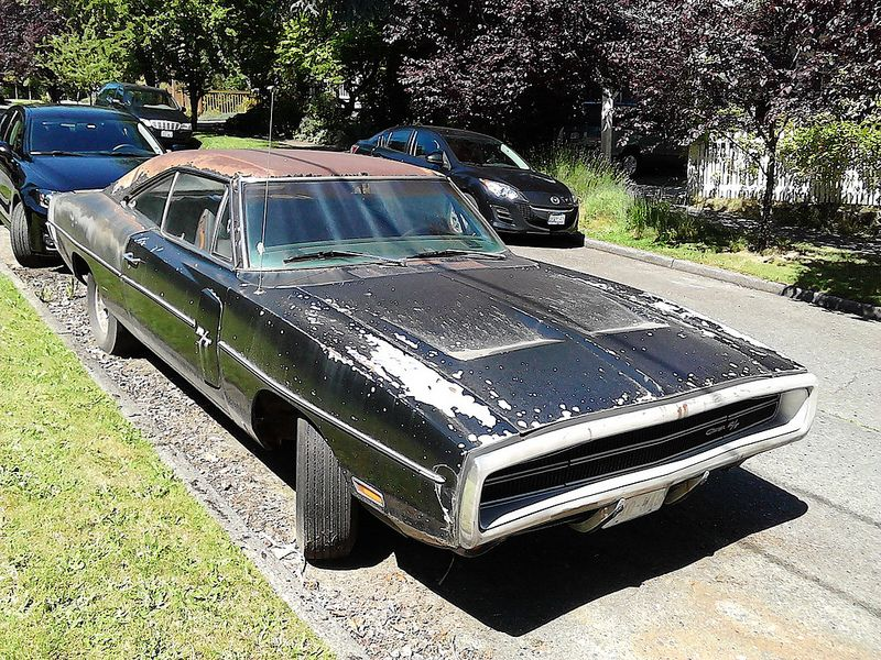 Dodge Charger 1970 with patina | Cars | Pinterest | Dodge charger ...