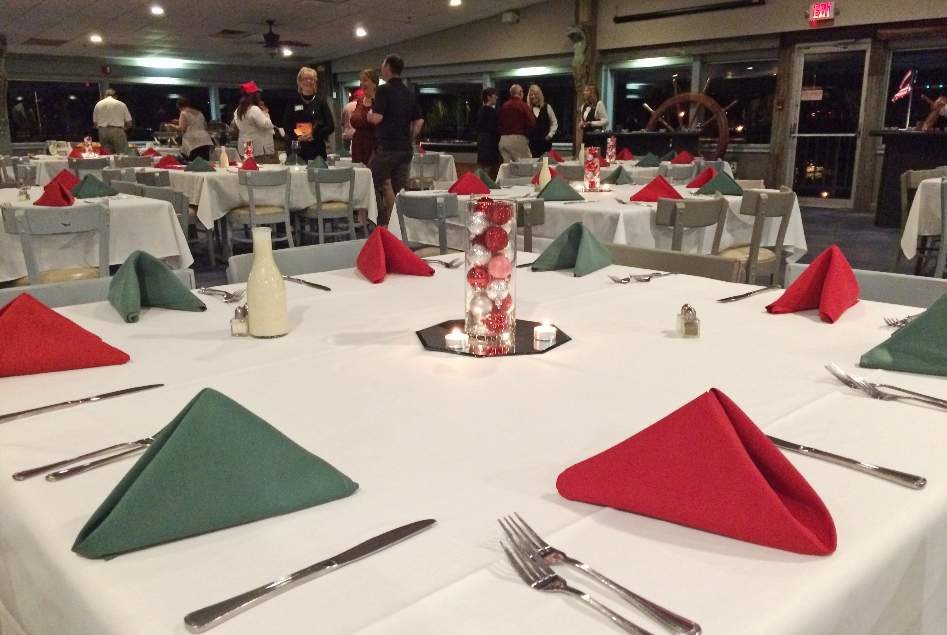 We were honored to host the Blalock Walters Casino Night Holiday Party in The Neptune Room on Friday, December 4, 2015.