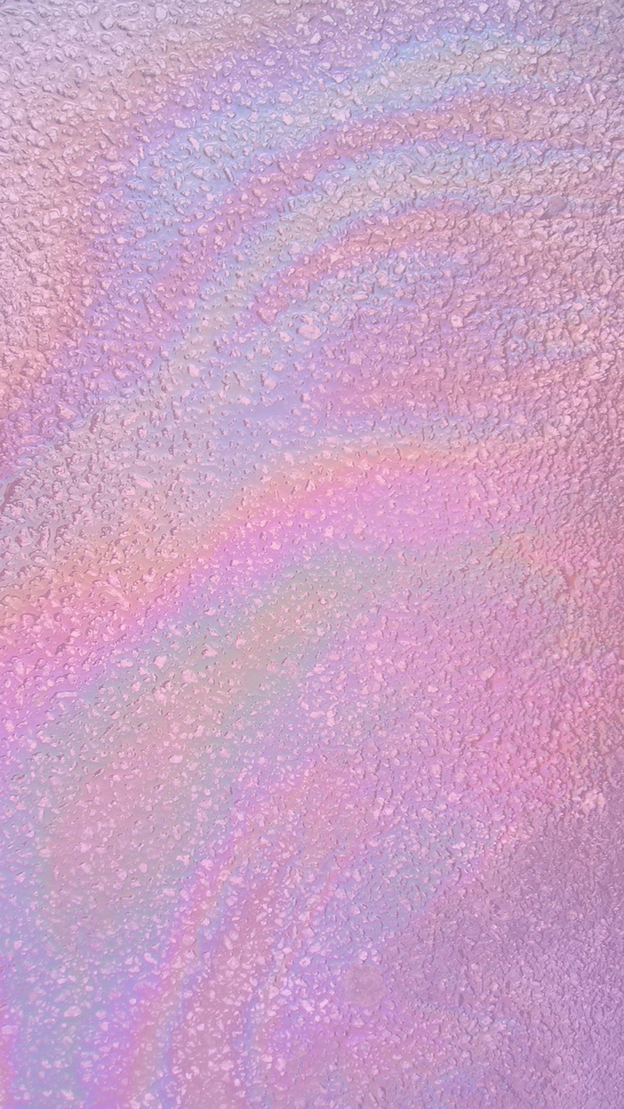 Iridescent Holographic Wallpaper IPhone Android HD Background Pink Purple