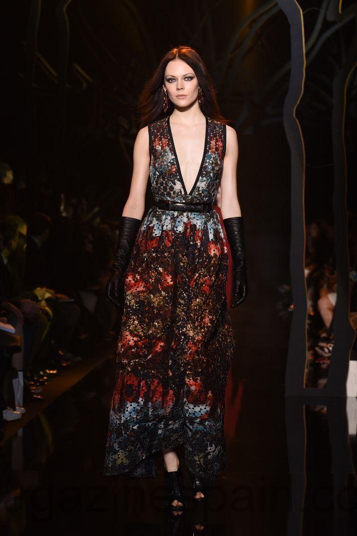 Paris Fashion Week 2015: Elie Saab