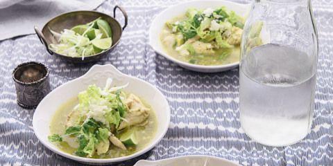 Chicken Chile Verde Recipe