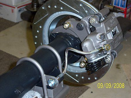 Front And Rear Disc Brake Conversion Kits Information Classic