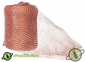 Stuff It Copper Mesh Rats Mice Bats Birds And Insects Cant Get Through It Put In Cracks Weepholes Soffit Areas Anywhere Pest With Images Copper Tubing Copper Mesh