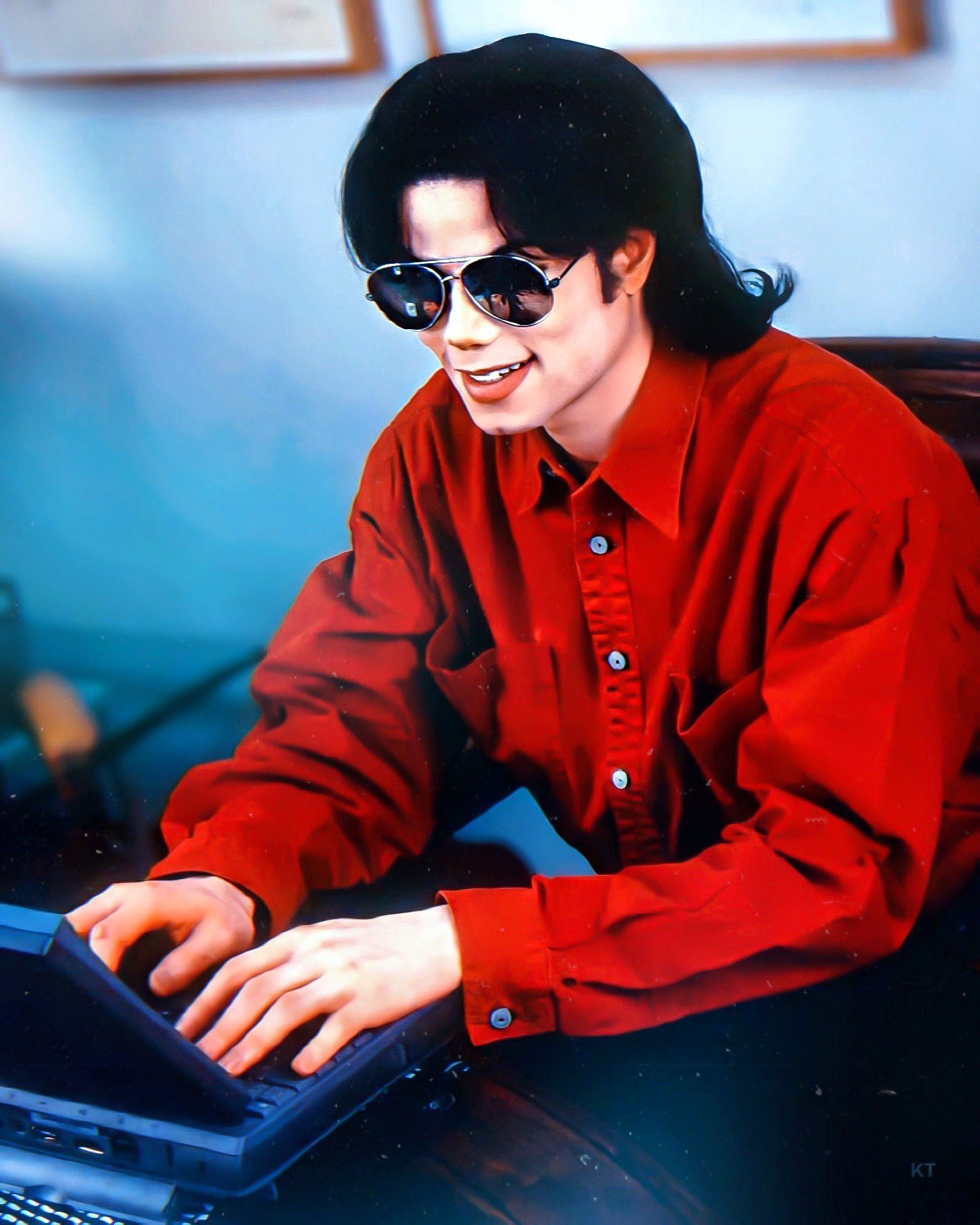 Typing... | Michael Jackson #michaeljackson