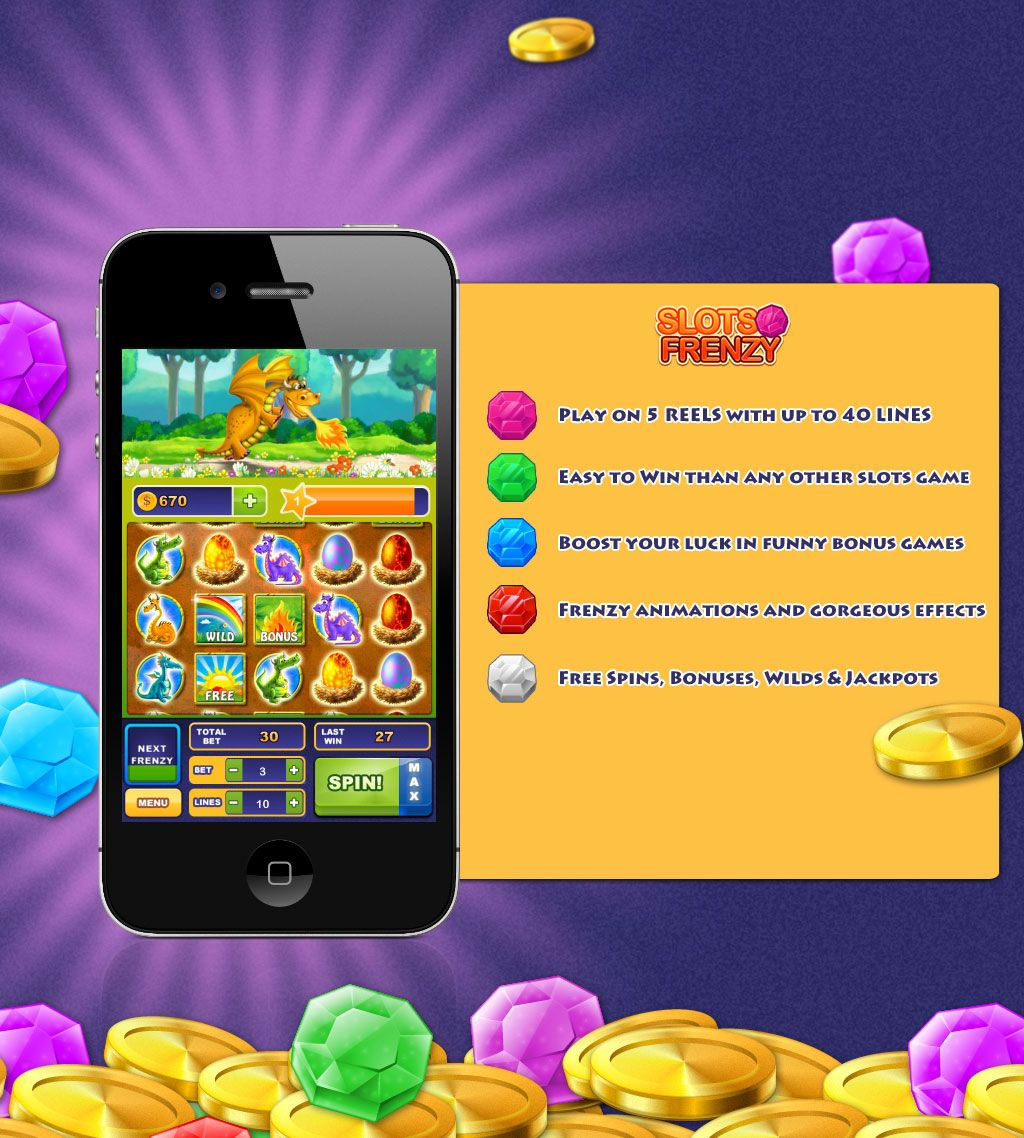 Slots Frenzy An Addictive iPhone Puzzle Game Android