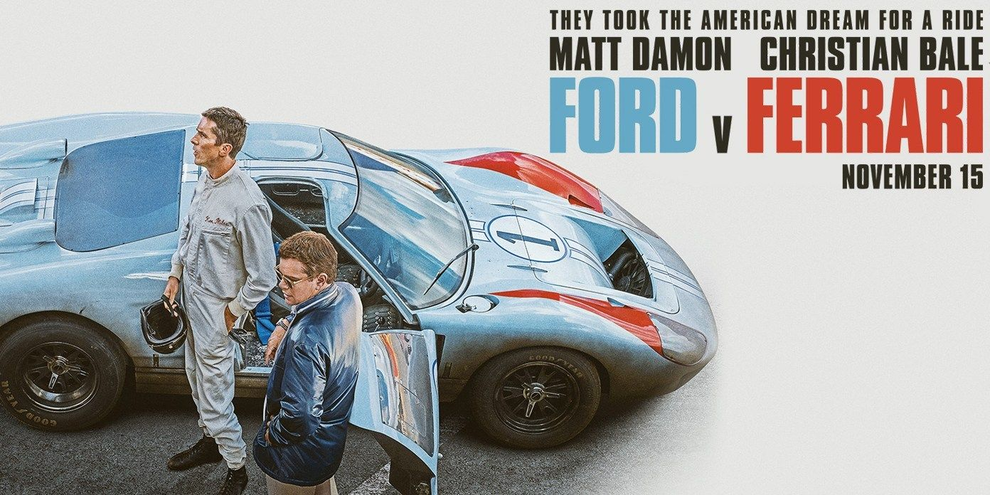 Ford Vs Ferrari Races Into Theaters November 15 Ferrari