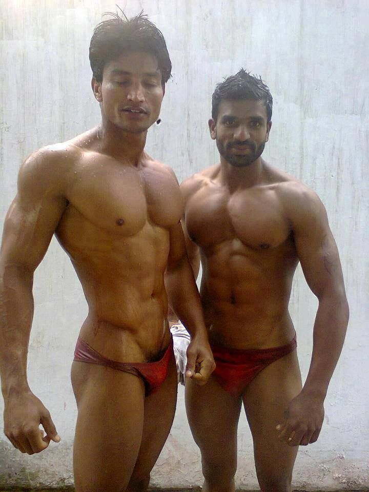 Gay indian muscle men
