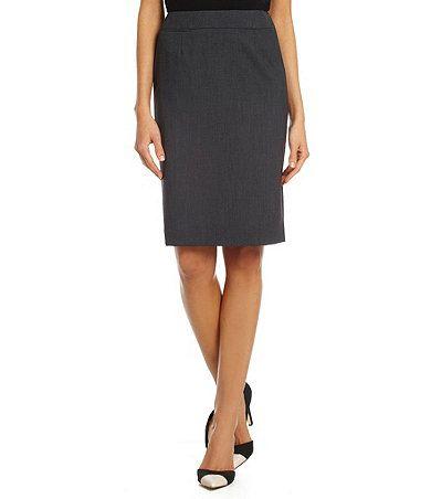 676ccbee75 Calvin Klein Pencil Skirt | My Style | Petite pencil skirt, Calvin ...
