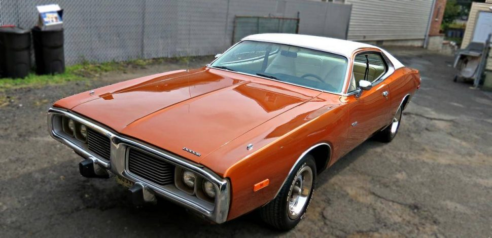 Hemmings Find of the Day – 1974 Dodge Charger | Hemmings Daily