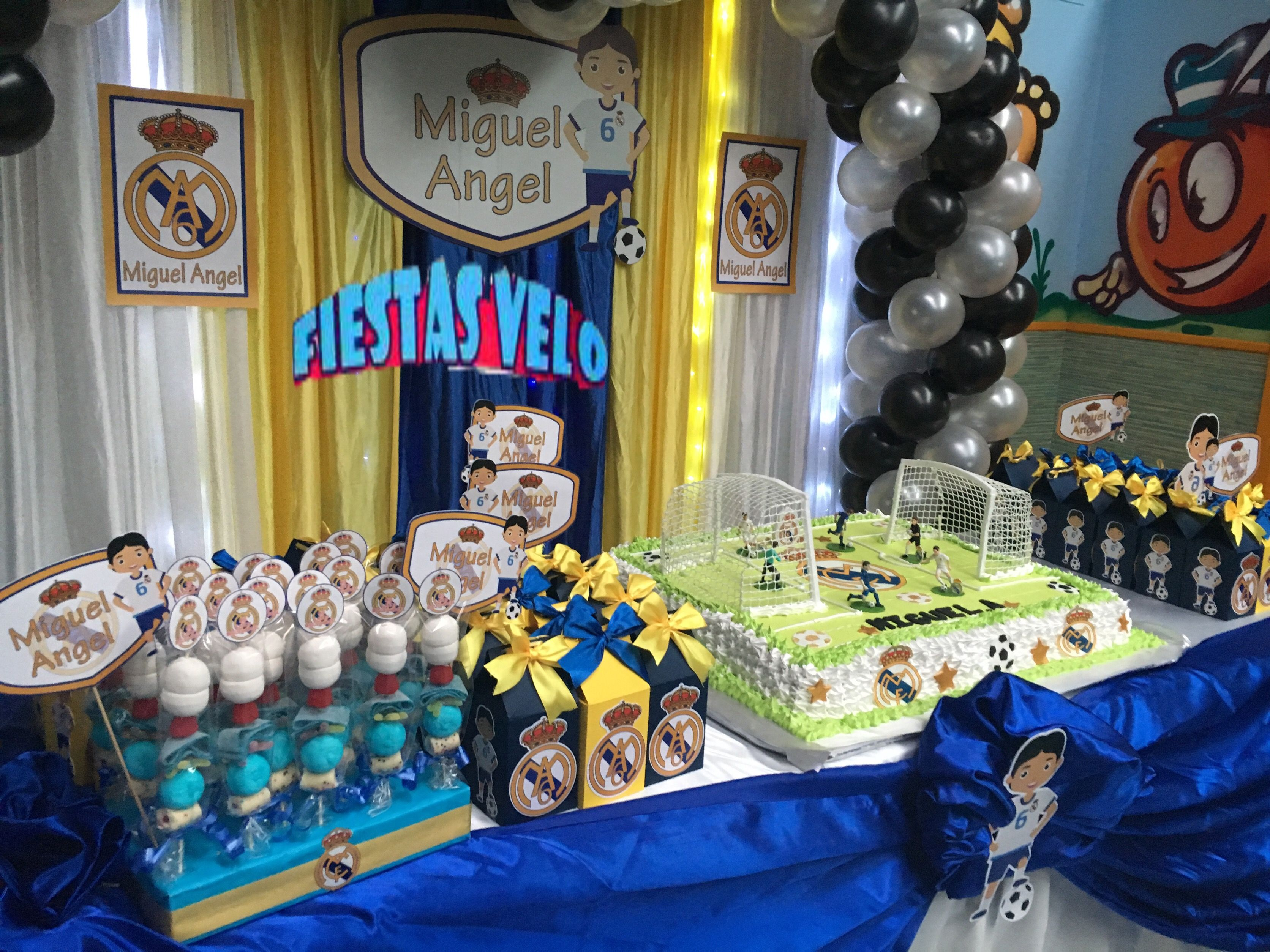 Pin de decoraciones para eventos fiestas velo en decoraci n real madrid pinterest - Decoracion madrid ...