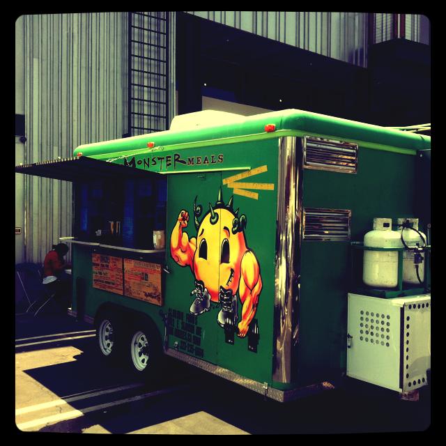 Licensed La County Food Trailer For Rent Foodtruck