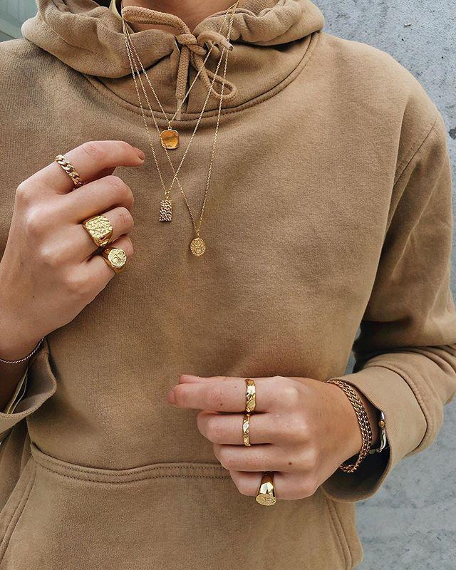 Photo of Camille Brinch Jewellery – Rå og feminine smykker af Camille Brinch