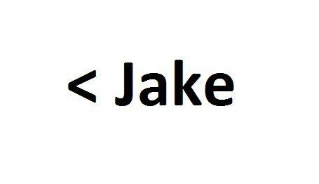 Get it? Less Than Jake!