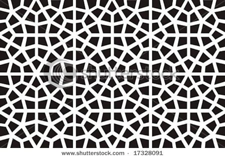 Arabic Islamic Pattern Background Islamic Patterns Background