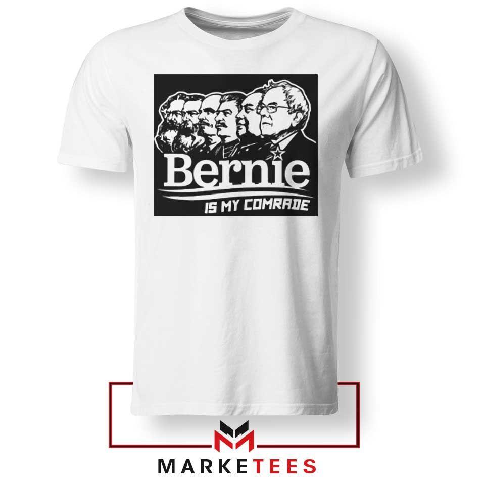 Bernie sanders communist tee shirt presidential campaign