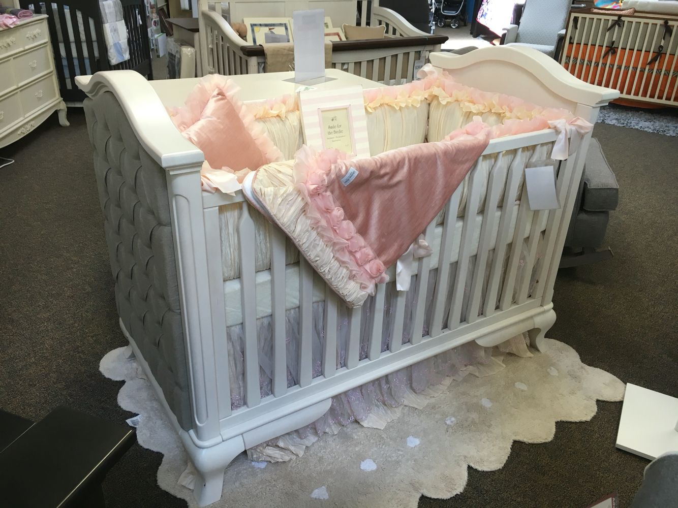 interesting from for crib bivionia photo cribs furniture romina nursery along with baby modern